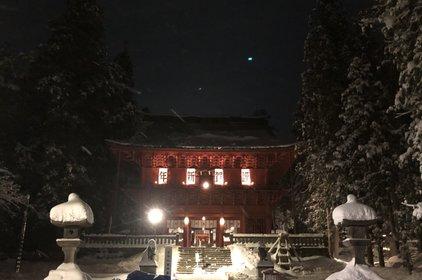 岩木山神社