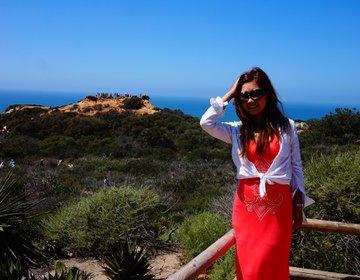 カリフォルニアアウトドア女子旅。 サンディエゴで絶景が見える穴場なスポット!
