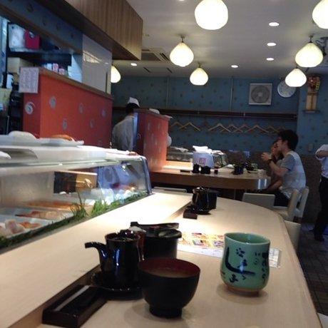 神田江戸ッ子寿司 西口店