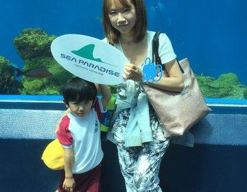 八景島シーパラダイスで海を楽しめる4つの水族館