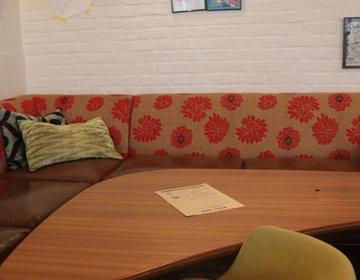 渋谷の大きめカフェで大人数ランチも◎「MOJA IN THE HOUSE(モジャインザハウス)」