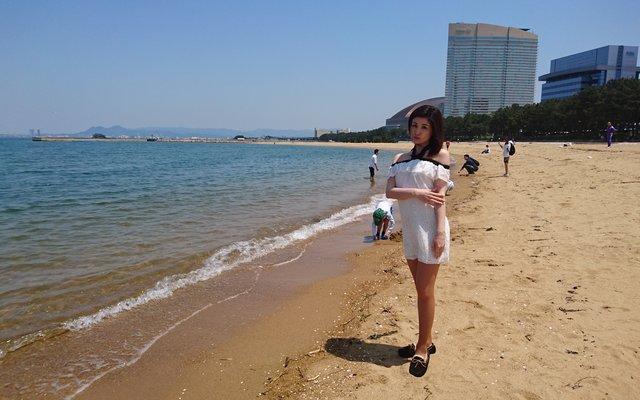 百道浜 (Momochihama)