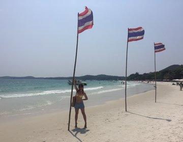 ローカルすぎるバンコクの楽園「サメット島」で1日観光!ぐるっと1周してみた♡