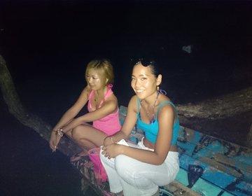 ハワイの隠れ絶景夜景ポイント☆地元の人しか知らないハワイカイの海辺のシークレットスポット