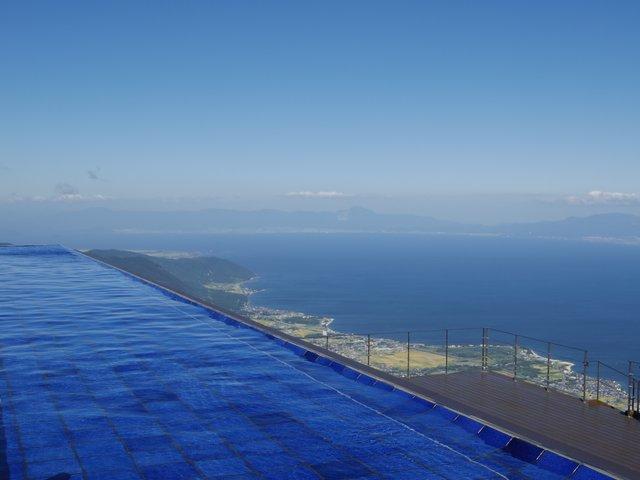 ここ から 琵琶湖 テラス