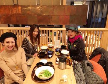 【銀座】ほっとひと息つきたい時に「茶CAFE竹若」日本茶和モダンカフェでお茶の香りに心も体も癒されよ