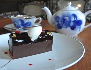 【京都カフェ】長楽館カフェで優雅にアフタヌーンティー♩女子会や記念日デートにおすすめ♡
