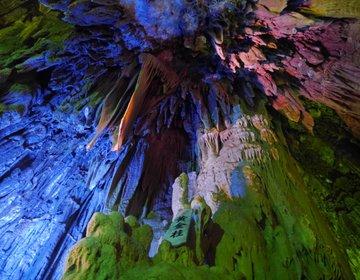 【あぶくま洞】8000万年の歴史を誇る、東洋一・福島県の鍾乳洞へ!