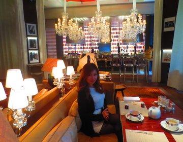 パリ【女子旅】あのピエールエルメの優雅な朝食を高級ホテルで!ロイヤルモンソー