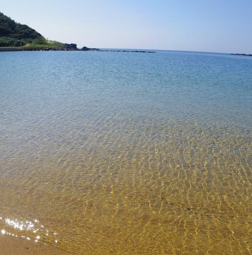 波戸岬海水浴場
