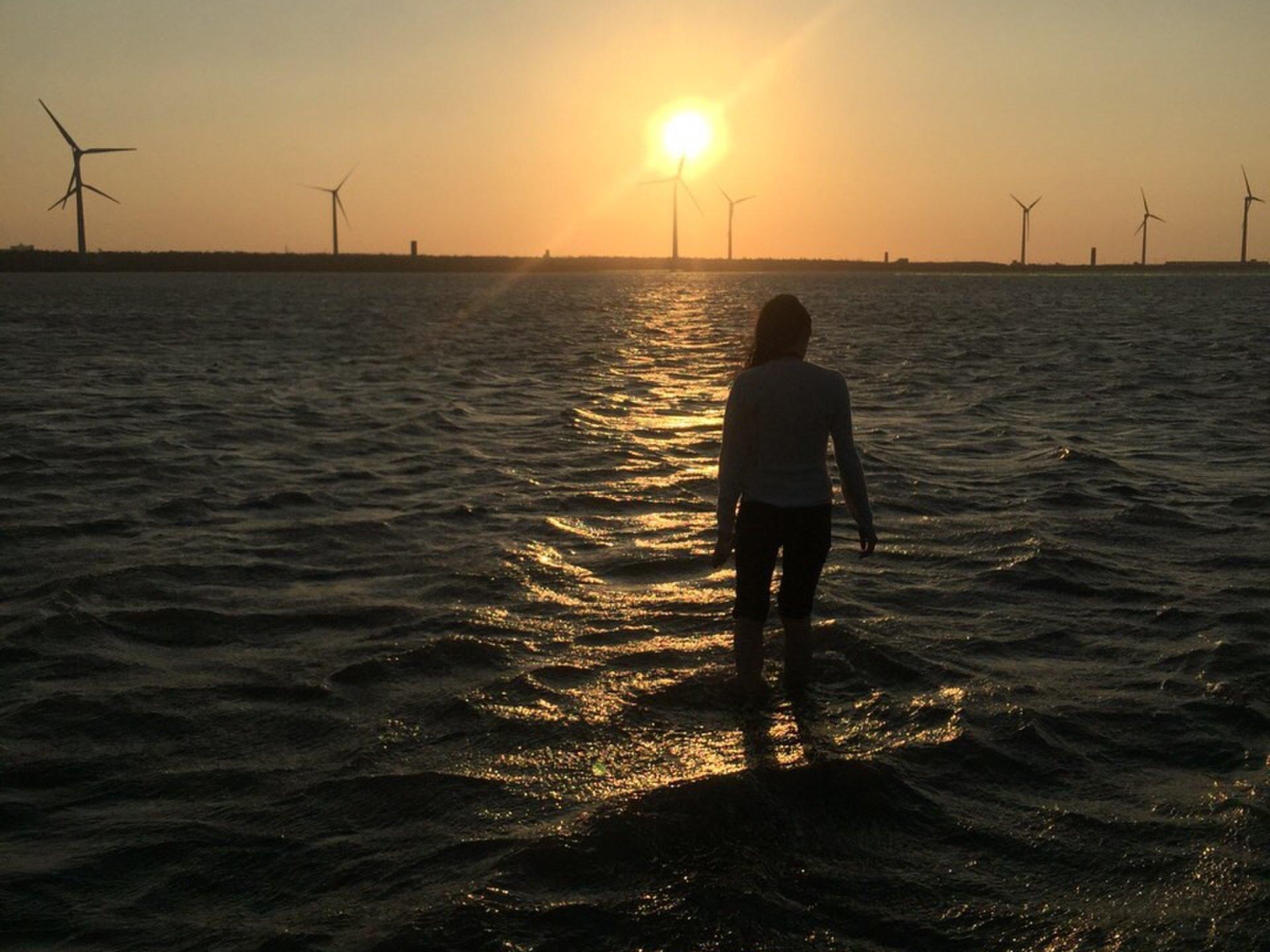 【死ぬまでに行きたい】台湾で1番おすすめ!台中・高美湿地の夕日が絶景すぎる!〜アジアのウユニ塩湖〜