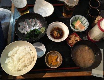【田町・1,000円以下ランチ】愛媛県名物の鯛定食が新鮮!生卵・味噌汁・味海苔・ごはんお替り無料