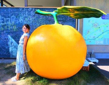 関西からのお出かけにおすすめ!しまなみ海道にある生口島でレモンと芸術に触れる旅♡
