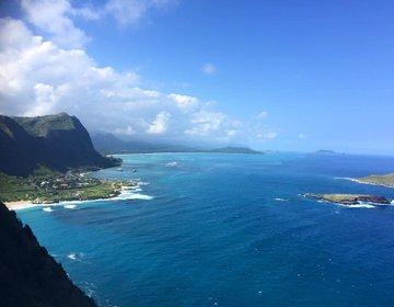 ハワイ・オアフ島のパワースポット【3選】縁結びの出雲大社・安産祈願のバースストーン・神の椅子