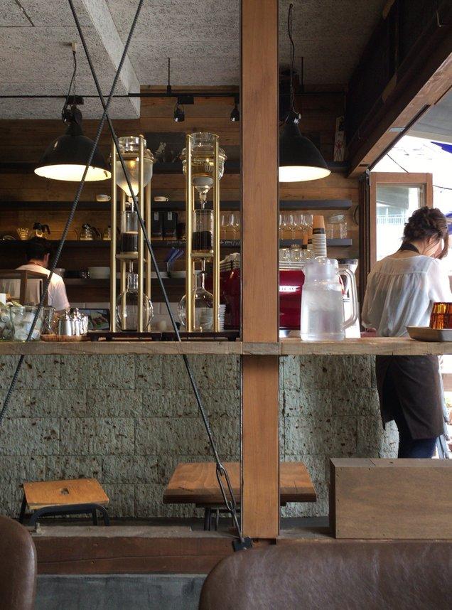 MONZ CAFE 門前仲町店