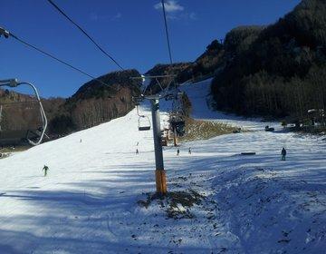 【一足早いスノボプラン】群馬にある経験者おすすめの地形を楽しめる丸沼高原スキー場!