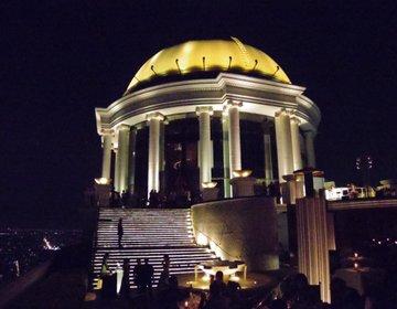 バンコクで素敵な夜景デート!ルーフトップバー「シロッコ」がおすすめ♡