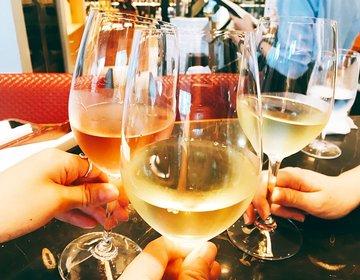 ランチセットドリンクにワインあり?ワイン好きには堪らない「ENOTECA」