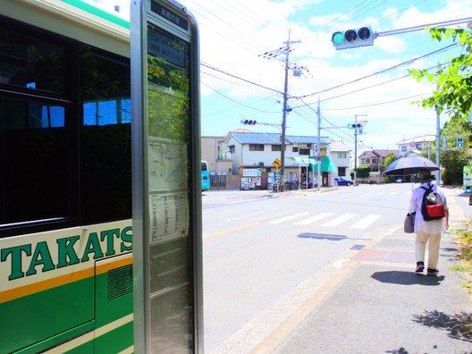上の口/高槻市営バス