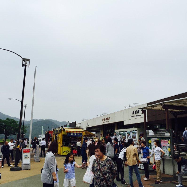 佐野SA(下り)(東北自動車道)