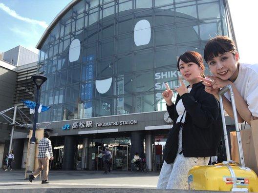 高松駅(香川県)