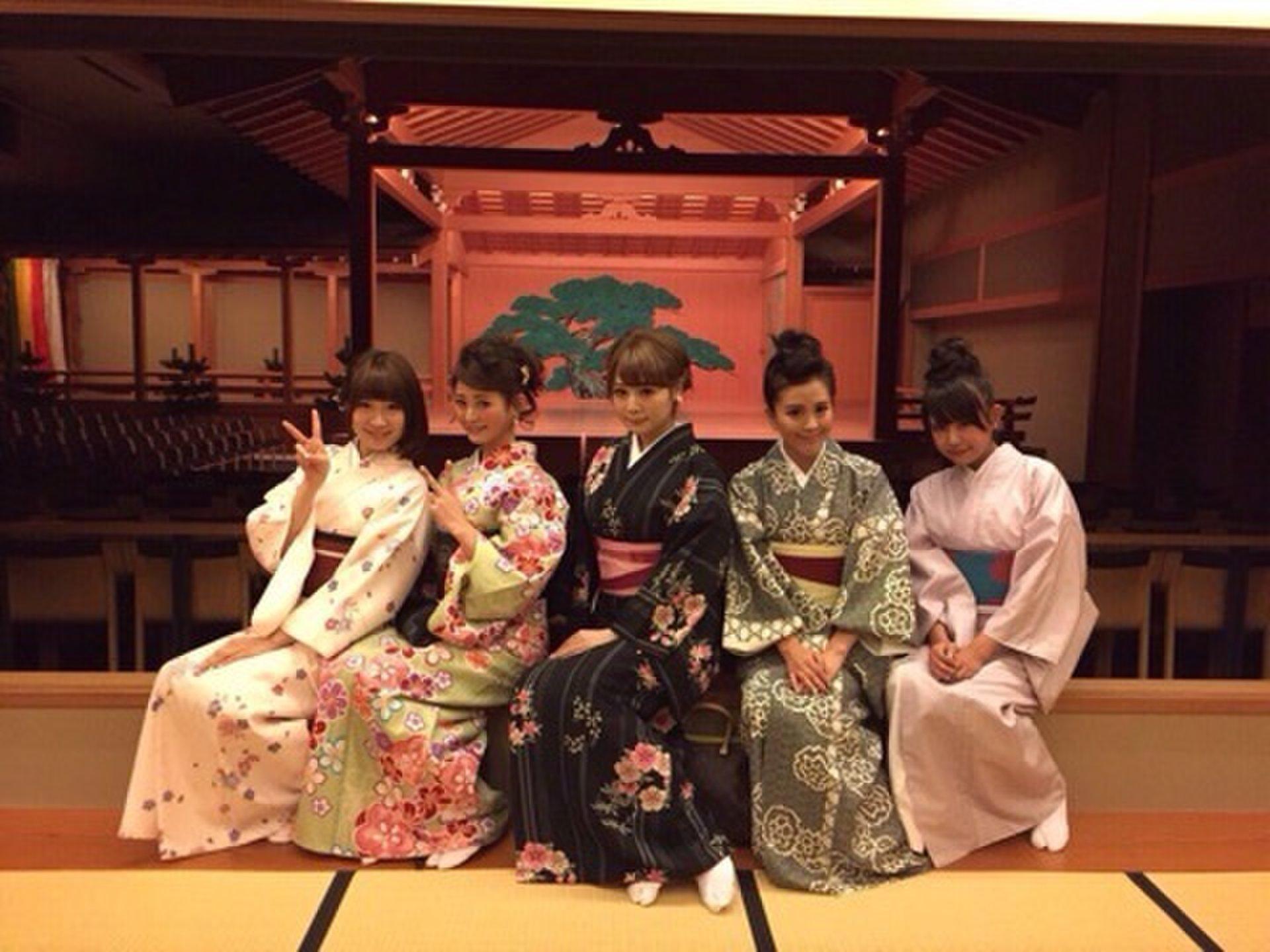 和の雰囲気を満喫!渋谷の「数寄屋橋 金田中」で着物女子会を体験!