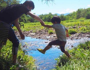 #平成最後の夏 リアル田舎体験で成長。親子で楽しめるスローキャンプをおすすめする理由