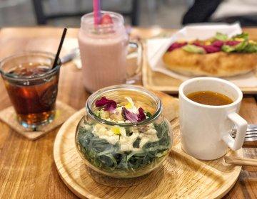 渋谷おすすめヘルシーランチ♡都内エディブルフラワーがあるオーガニックカフェ