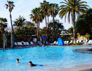 サンディエゴ旅行☆ファミリー・母娘旅におすすめのリゾートホテル。パラダイスポイント