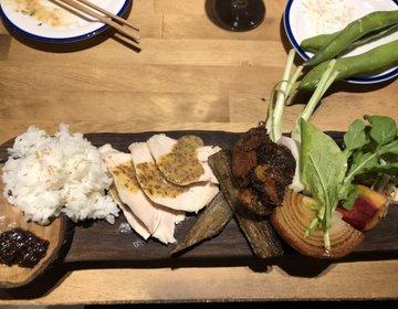 渋谷のフォトジェニ自然食「we are the farm」でケール女子会♡