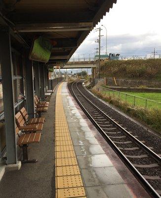 米子空港駅(鉄道)