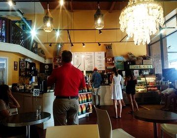 ハワイ旅行カイルアタウンの人気カフェ。ロコ御用達で早朝からオープン!モーニングブリュー