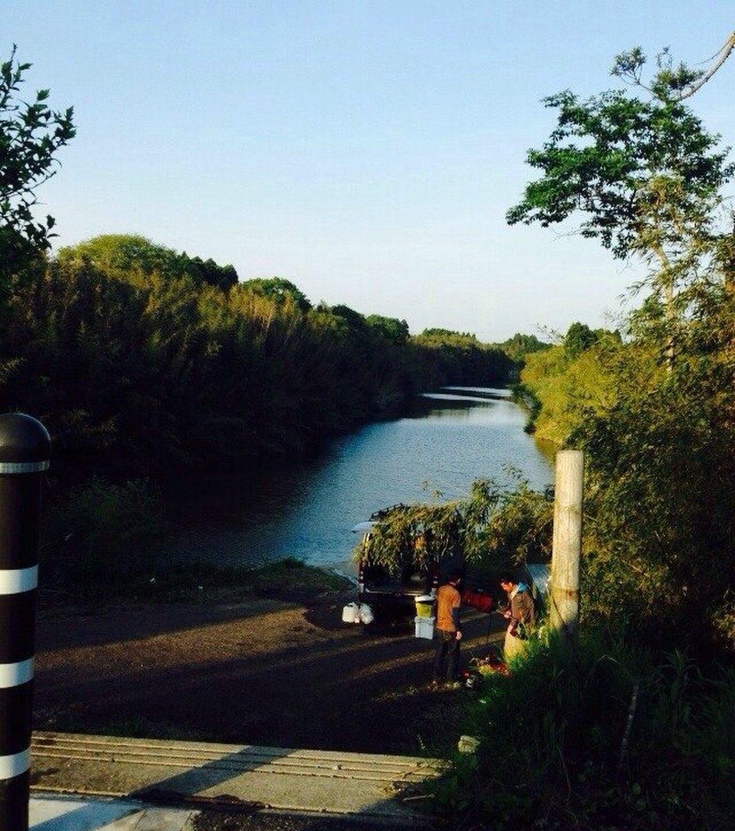 夷隅川流域