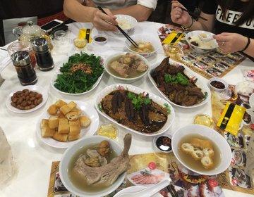 シンガポールYahoo!ニュース紹介『Rong Hua Bak Teh』トップ10肉骨茶(バクテー)