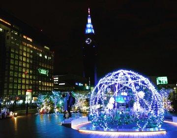 【東京フォトジェニックナイトウォーク】新宿駅からきれいな夜景を撮れるスポットを巡る