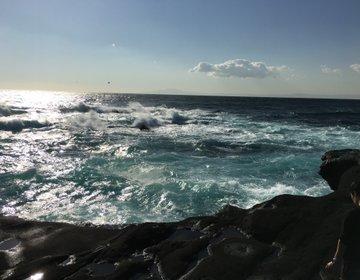 【穴場スポット】三浦海岸最南端・城ヶ島へ行こう!マグロも食べよう!