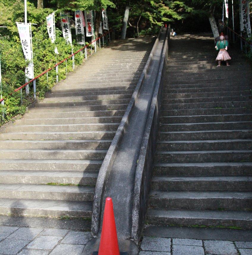 桃太郎神社