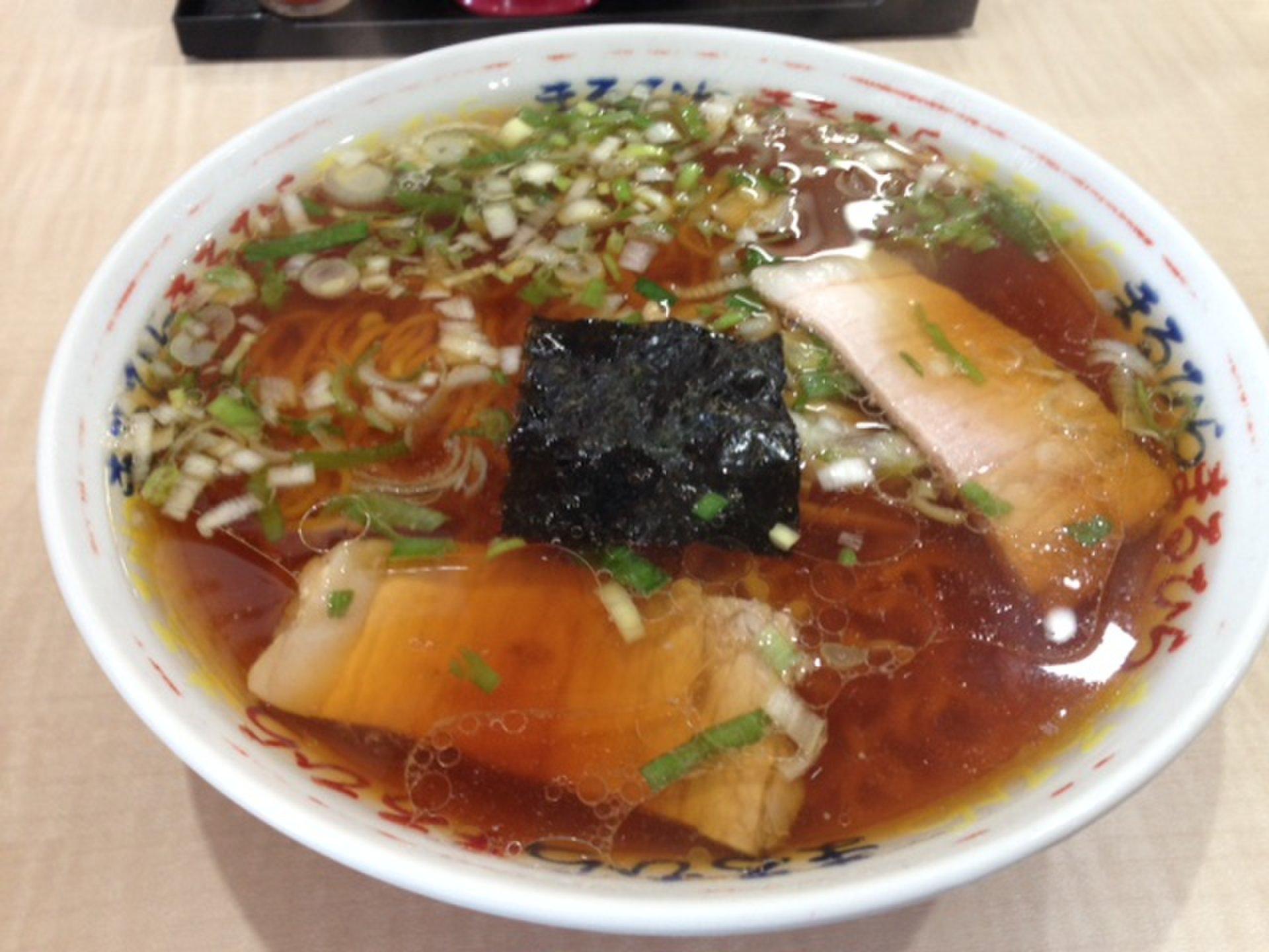 【釧路】ラーメン通にもおすすめ☆あっさりとした透明なスープがおいしい♪昭和の懐かしい味「まるひら」