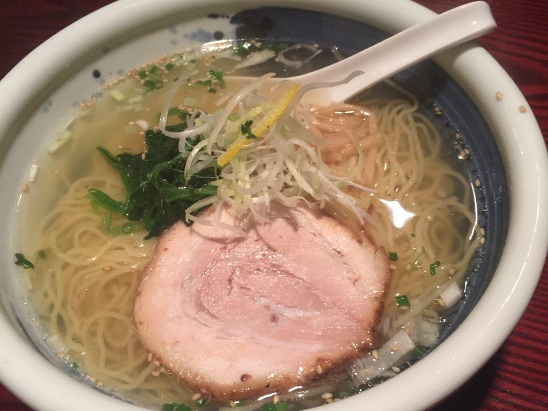【渋谷×ラーメン】食べログ3.5以上!絶品あっさり塩ラーメンを食べるならここ!