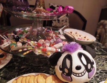 イマドキ女子会★ハロウィンパーティーはキッチンつきのレンタルスペースで