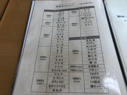 棗 大通ビッセ店