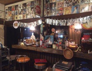 【昭和にタイムスリップ】福岡の焼酎バー土竜が予想以上に昭和だった。