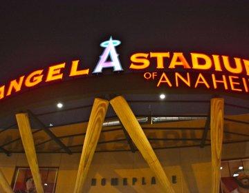 【海外編】アメリカでメジャーリーグ観戦♪野球好き必見!LAエンゼルスタジアムの魅力も紹介♪