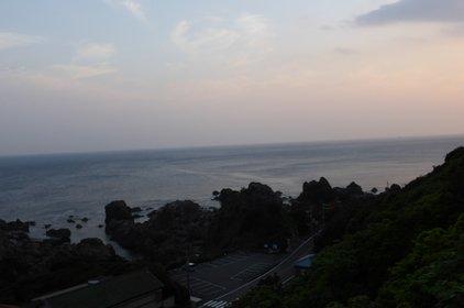 室戸岬展望台「恋人の聖地」