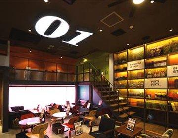ランチデートにぴったり♡駅近、町田の01(ゼロワン)カフェがおしゃれすぎる!!