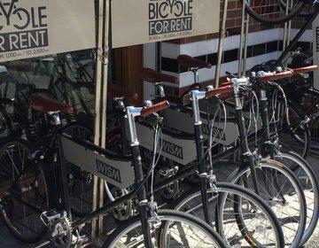 【原宿を自転車でまわれちゃう!】原宿で自転車デートからのおしゃれカフェに行く1日デート♪