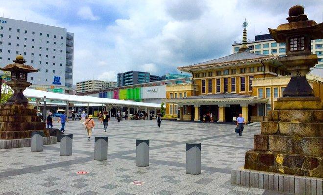 JR 奈良駅