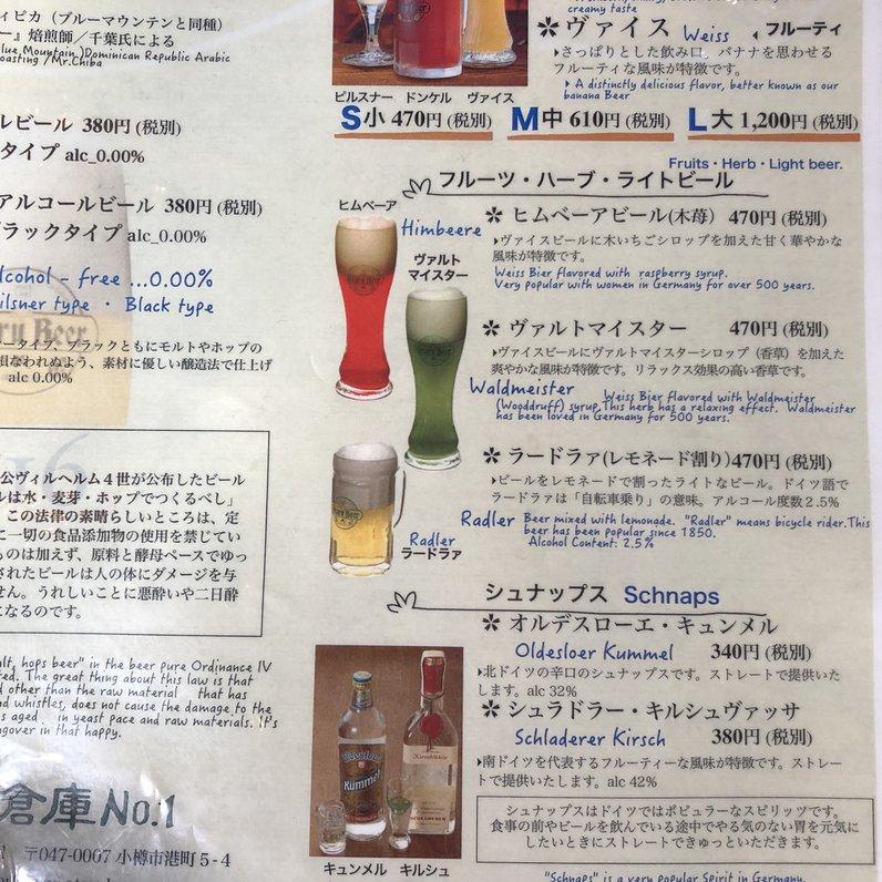 小樽倉庫No.1