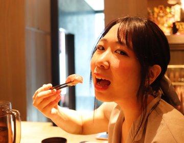 ランチなら高級肉もお得に楽しめる!コレド室町の高級肉寿司KINTAN【和牛焼肉も】