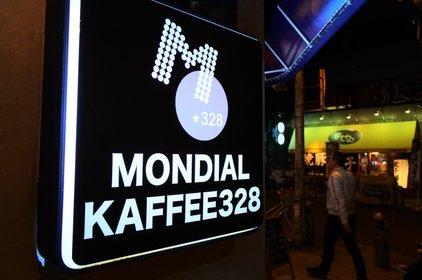 MONDIAL KAFFEE 328 GUT WOLF